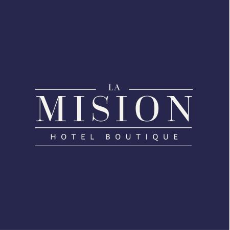 La Mision Hotel Boutique: Logo Institucional