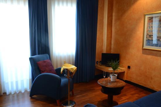 Hotel Tikar: Suite Junior