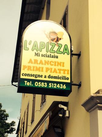 Pizzeria L'Apizza Mi Scialaiu
