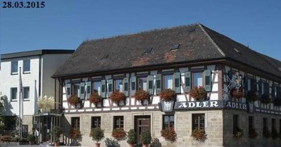 Hotel Adler Asperg: L' apparenza che non inganna