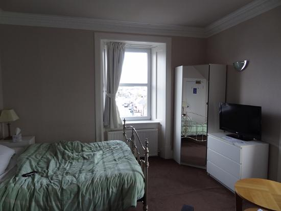 The Bowmore House : My bedroom