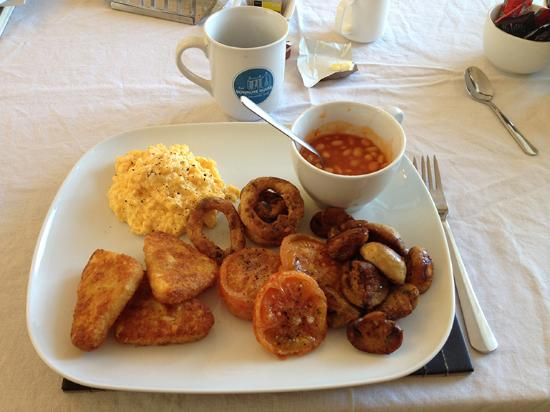 The Bowmore House : Breakfast!