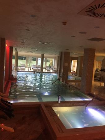 Fiuggi Hotel Ambasciatori Spa