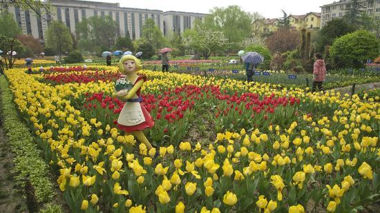 Xi'an Botanical Garden: 西安植物園
