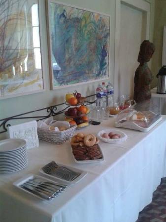 Albergo San Lorenzo: La nostra colazione