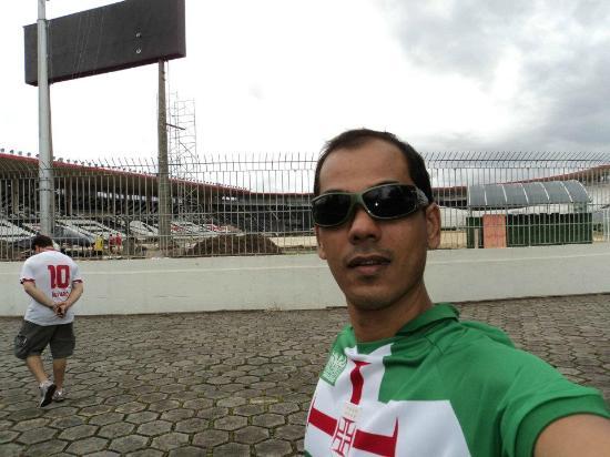 Sao Januario Stadium: Dentro do Estádio