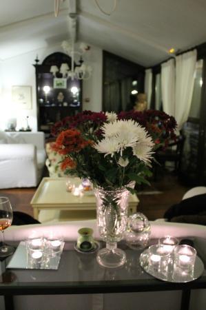 Hotel Quinta de San Amaro: Pequeño salon para eventos