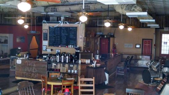 Madison, NC: coffees, teas, smoothies, wine, beer, and more