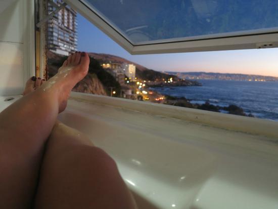 Tinas De Baño Oceanic:Thalassus: Baño de tina al atardecer