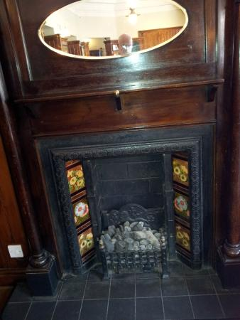 Scruffy Murphy's: old fire place