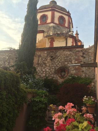 "Casa Rosada Hotel: ""A room with a view"" <3"