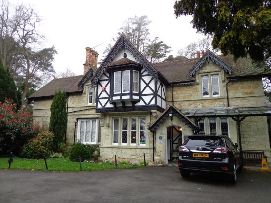 Rylstone Manor Hotel: Hotel front