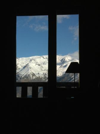 Hotel le Beau Site: La vue de la chambre 21