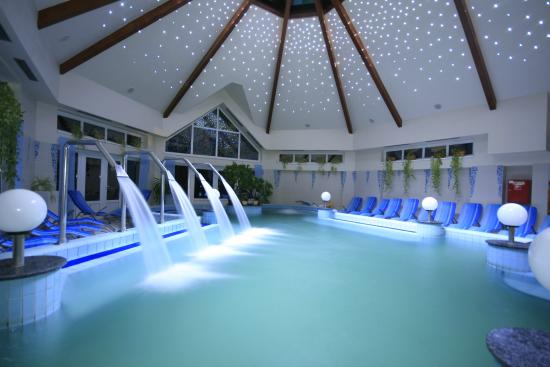 Hotel Orchidea Lipot : Hotel Orchidea - indoor wellness