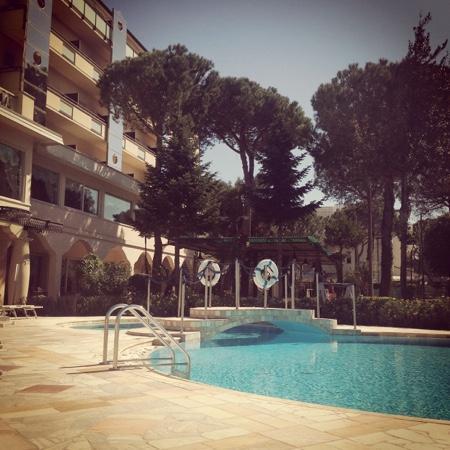 Grand Hotel Gallia: esterno