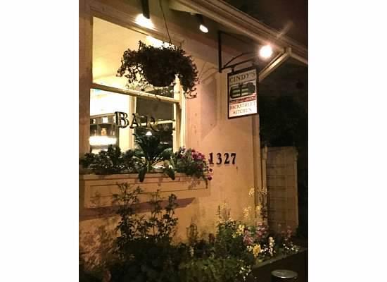 Cindy Backstreet Kitchen St Helena California