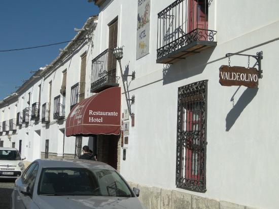 Hosteria de Almagro Valdeolivo: Exterior
