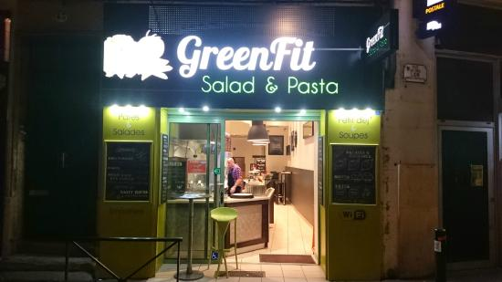 GreenFit Salad & Pasta