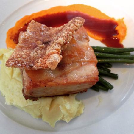 Brinkley's Kitchen: Pork belly