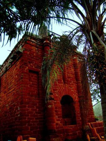 Santa Rosa, Paraguay: Campanario de la antigua iglesia Jesuita