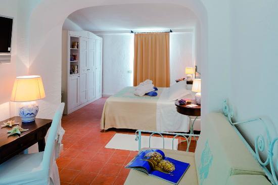 Hotel Luci di La Muntagna: Suite favolosa e romatica