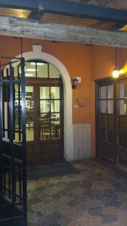 La Cantina di Dante : вход