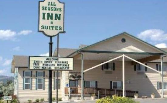 Photo of All Seasons Inn & Suites White Sulphur Springs