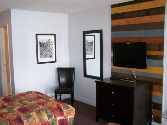Snow Valley Motel & RV Park: Standard Room