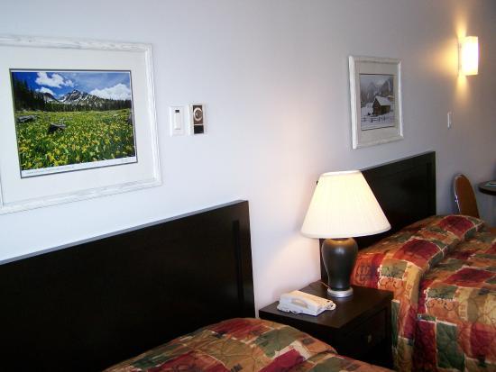 سنو فالي موتل آند أر في بارك: Standard Rooms