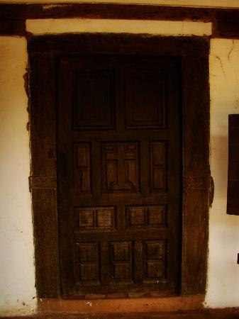 Puerta antigüa Museo San Ignacio