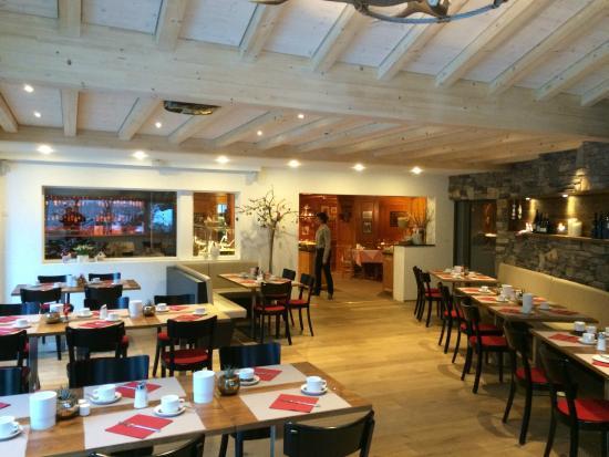 Jaegerhof Hotel & Apartements : Neues Restaurant