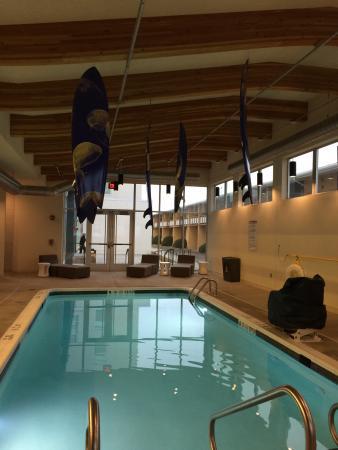 Cheektowaga, نيويورك: Pool