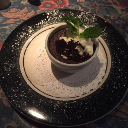 The Depot Restaurant: Chocolate Delicousness