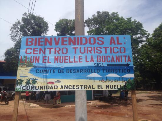Puerto Cabezas, Nicaragua: The development of the Bocanita is a community based effort