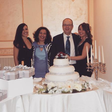 Hotel Le Rocce: 25 anni di mateimonio