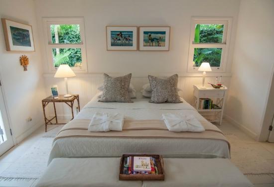 Vivenda Paraty: bungalow interior