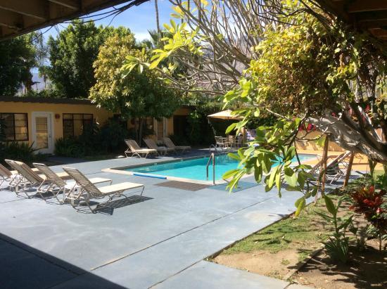 Dining Room Picture Of Vista Grande Resort Palm Springs Tripadvisor