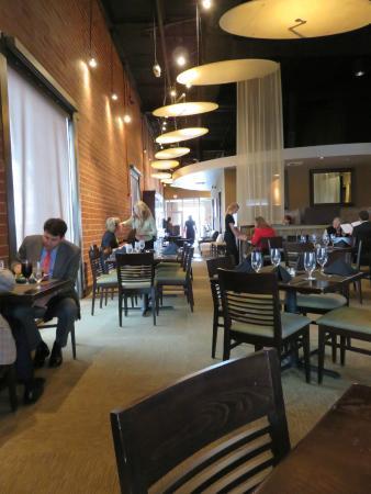 18 Seaboard Restaurant Interior