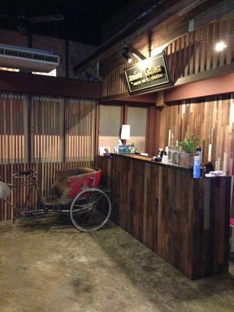 Suneta Hostel Khaosan : Entrada