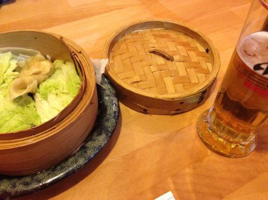 Oishii: Gedämpfte Wan Tan aus dem Bambuskorb