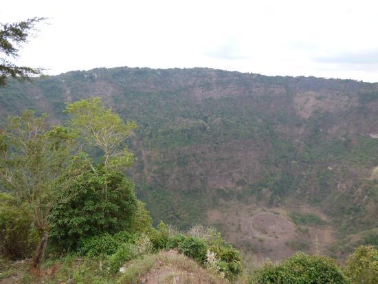 Volcan San Salvador