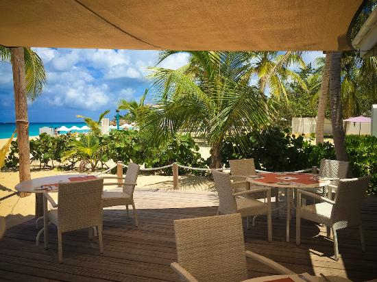 Jacala Beach Restaurant Anguilla