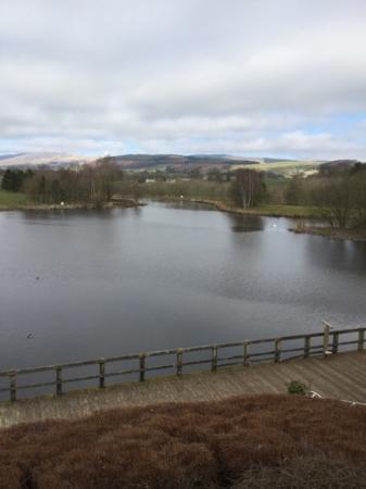 Days Inn Lockerbie Annandale Water: view from room 23