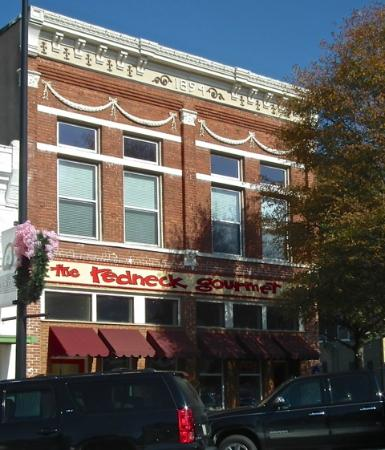 Downtown Newnan: Interesting Story Behind This Restaurant - Google for It