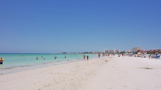 Siesta Beach: Just Look at the colors!