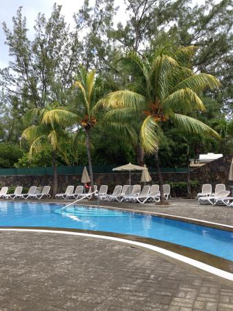 Indian Resort : Piscine Riu Le Morne