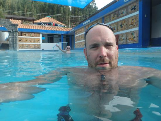 La Calera Thermal Waters: Pool 1