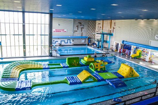 Aqua Swimming Pools Product : Aqua challenge picture of maidstone leisure centre
