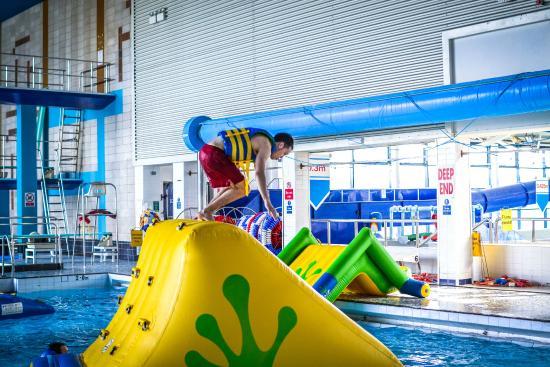 Aqua Challenge 1 Picture Of Maidstone Leisure Centre Maidstone Tripadvisor