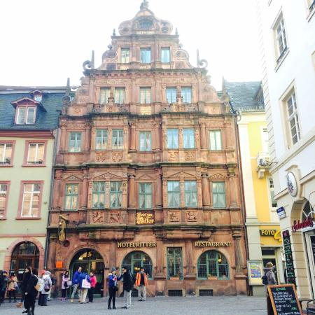 Hotel Zum Ritter St Georg Heidelberg Tripadvisor